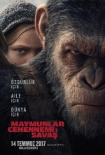 Maymunlar Cehennemi 3: Savaş (War for the Planet of the Apes)